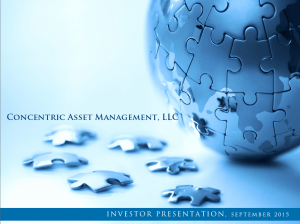 Concentric Asset Management